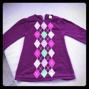 Baby gab sweater dress 👗